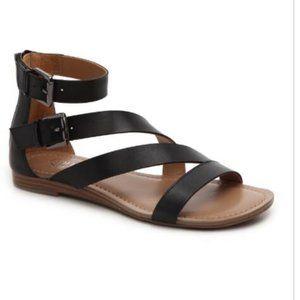FRANCO SARTO Greta sandals | 10M | EUC